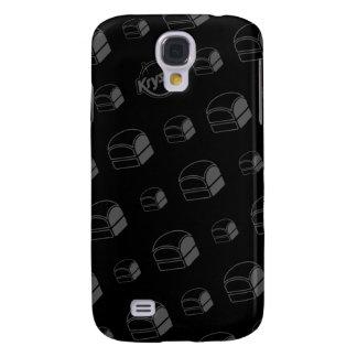 Cubierta del iPhone de la hamburguesa de Krystal Funda Para Galaxy S4