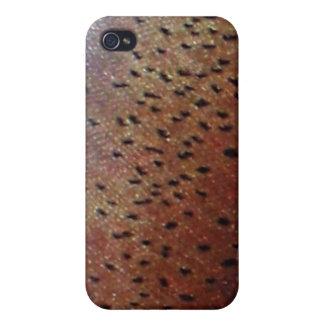 Cubierta del iPhone de la piel de la trucha iPhone 4/4S Carcasa