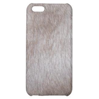 Cubierta del iPhone de la piel del gato siamés