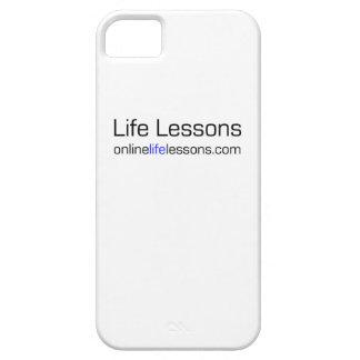 Cubierta del iPhone de las lecciones de la vida Funda Para iPhone SE/5/5s