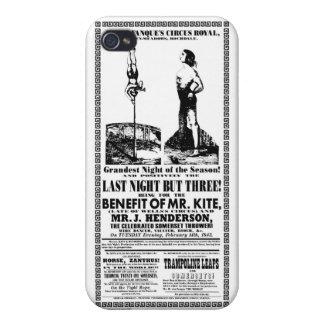 Cubierta del iPhone de Sr. Kite iPhone 4 Funda