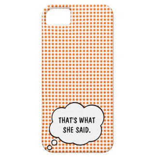 Cubierta del iPhone del arte pop: Funda Para iPhone SE/5/5s