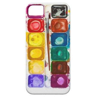 Cubierta del iphone del color de agua iPhone 5 Case-Mate cárcasa