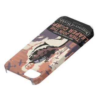 Cubierta del iPhone del cuerpo del saltador Funda Para iPhone SE/5/5s