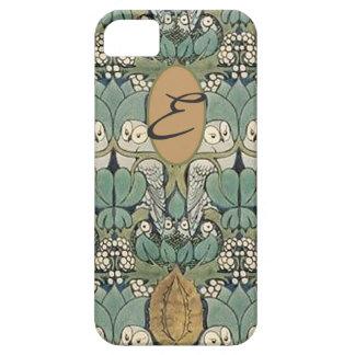 Cubierta del iPhone del diseño del búho del iPhone 5 Fundas