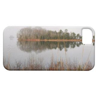 Cubierta del iphone del lago mayo iPhone 5 carcasas
