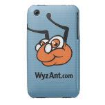 Cubierta del iPhone del logotipo 3/3GS de WyzAnt iPhone 3 Case-Mate Cobertura