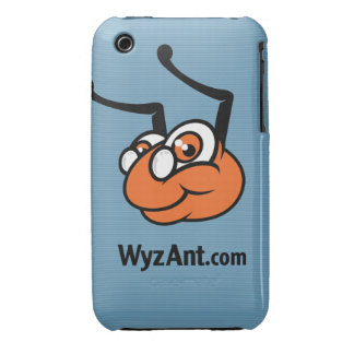 Cubierta del iPhone del logotipo 3/3GS de WyzAnt iPhone 3 Cárcasa
