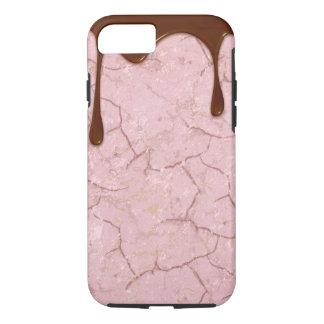 Cubierta del iPhone del placer del chocolate Funda iPhone 7