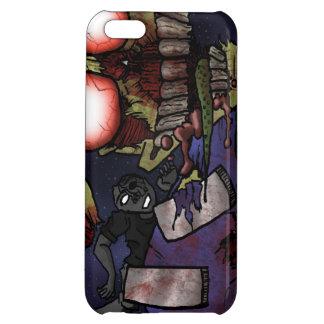 Cubierta del iPhone del zombi WTF