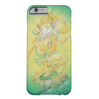 cubierta del iphone - IMAGEN INDIA de DIOS GANPATI Funda Barely There iPhone 6
