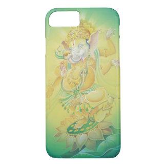 cubierta del iphone - IMAGEN INDIA de DIOS GANPATI Funda iPhone 7