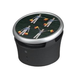 Cubierta del menú a bordo del QE2 (litho del color Altavoz Bluetooth