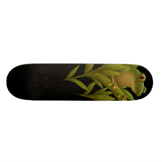 Cubierta del monopatín de Frogbloom