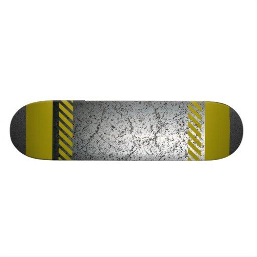 Cubierta del monopatín del asfalto patineta personalizada