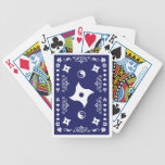 cubierta del ninja barajas de cartas