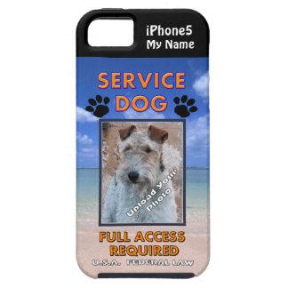 Cubierta del perro iPhone5 del servicio de la play iPhone 5 Case-Mate Carcasas