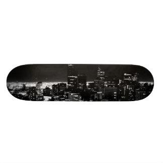 Cubierta del personalizado del horizonte patineta personalizada