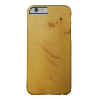 Cubierta del plátano funda de iPhone 6 barely there