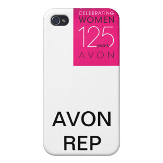 Cubierta del representante Iphone 3 de AVON iPhone 4 Fundas