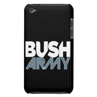 Cubierta del tacto de iPod del ejército de Bush iPod Touch Case-Mate Cobertura