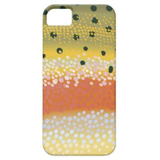 Cubierta del teléfono celular de la trucha arco ir iPhone 5 cárcasa