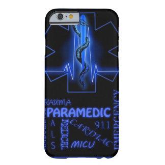 cubierta del teléfono celular del paramédico del funda para iPhone 6 barely there