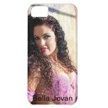 Cubierta del teléfono de Bella Jovan