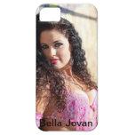Cubierta del teléfono de Bella Jovan iPhone 5 Cárcasas