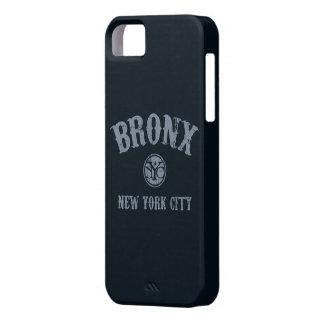 Cubierta del teléfono de Bronx NYC iPhone 5 Case-Mate Protector
