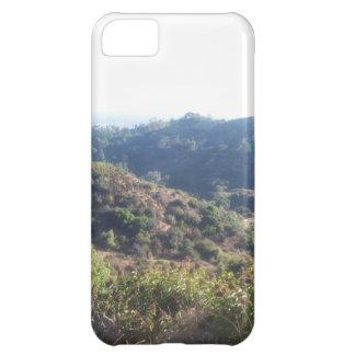 Cubierta del teléfono de Hollywood Hills Funda Para iPhone 5C
