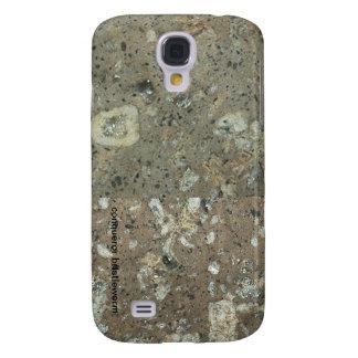 Cubierta del teléfono de la galaxia S4 de la textu Funda Para Galaxy S4