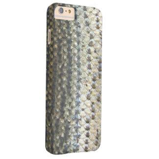 Cubierta del teléfono de la lubina rayada funda barely there iPhone 6 plus