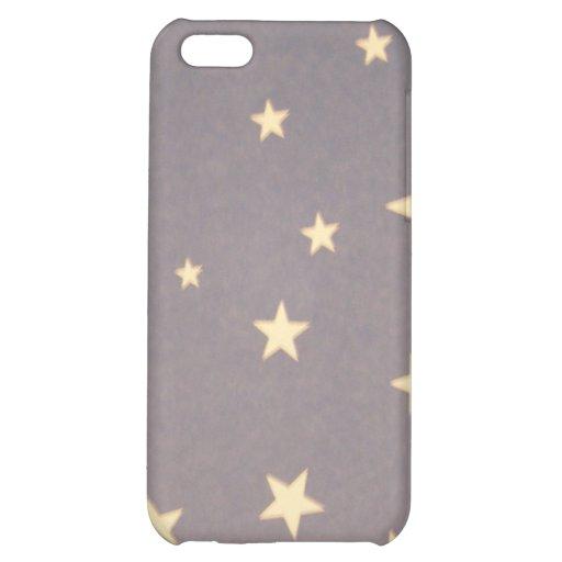 cubierta del teléfono de las estrellas i