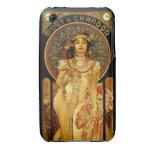 Cubierta del teléfono de Mucha iPhone 3 Case-Mate Protector