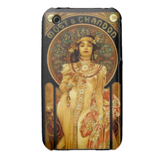 Cubierta del teléfono de Mucha Funda Para iPhone 3 De Case-Mate