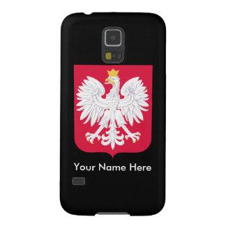 Cubierta del teléfono de Polonia Galaxy* S5 Funda Para Galaxy S5