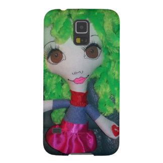 """Cubierta del teléfono de """"princesa Alyssa"""" Carcasas Para Galaxy S5"""