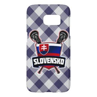 Cubierta del teléfono de Slovensko Eslovaquia Fundas Samsung Galaxy S7