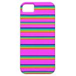 Cubierta del teléfono del arco iris iPhone 5 Case-Mate protector