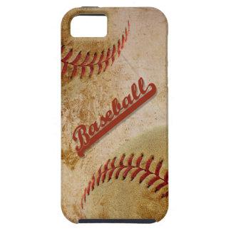 Cubierta del teléfono del béisbol funda para iPhone SE/5/5s