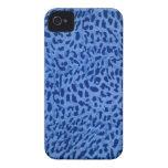 cubierta del teléfono del estampado de animales iPhone 4 Case-Mate coberturas