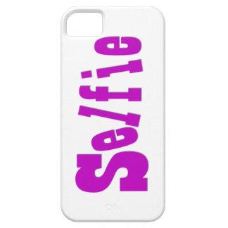 Cubierta del teléfono, Selfie, palabras, foto fres iPhone 5 Cobertura
