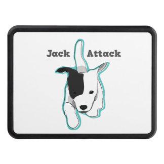 """""""Cubierta del tirón de Jack Russell Terrier del Tapas De Tráiler"""