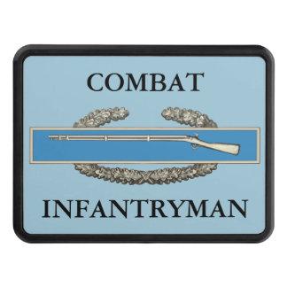 Cubierta del tirón de la insignia del soldado de tapas de remolque