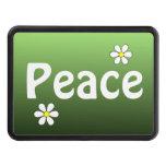 Cubierta del tirón de la paz tapa de tráiler