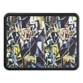 Cubierta del tirón del arte de Popova Tapas De Remolque