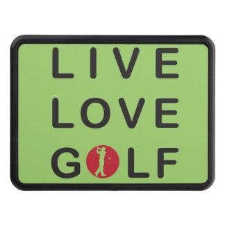 Cubierta del tirón del golf tapas de remolque
