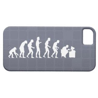 Cubierta divertida del iPhone 5 de la evolución iPhone 5 Case-Mate Cobertura