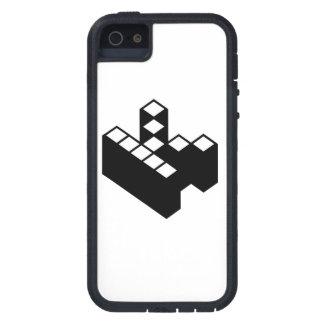 Cubierta dura sólida fresca del iPhone 5/5s Xtrem Funda Para iPhone 5 Tough Xtreme